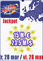 35 M euros in jackpots and Summer elGordo