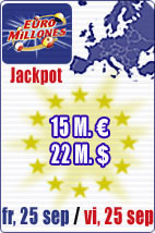 40 M euros in jackpots this week