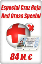 Red Cross Special and 105 M euros in Euromillions