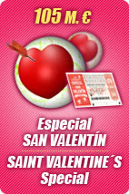 Saint Valentin and January draws