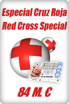 Red Cross and fight against Cancer specials